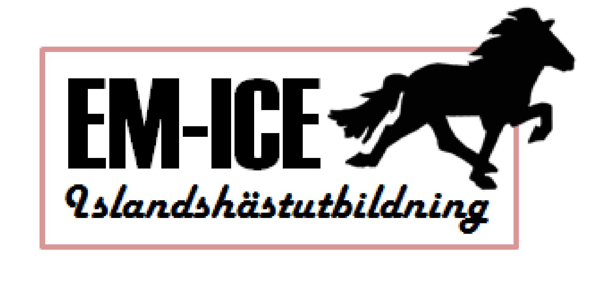 EM-Ice Islandshästutbilning